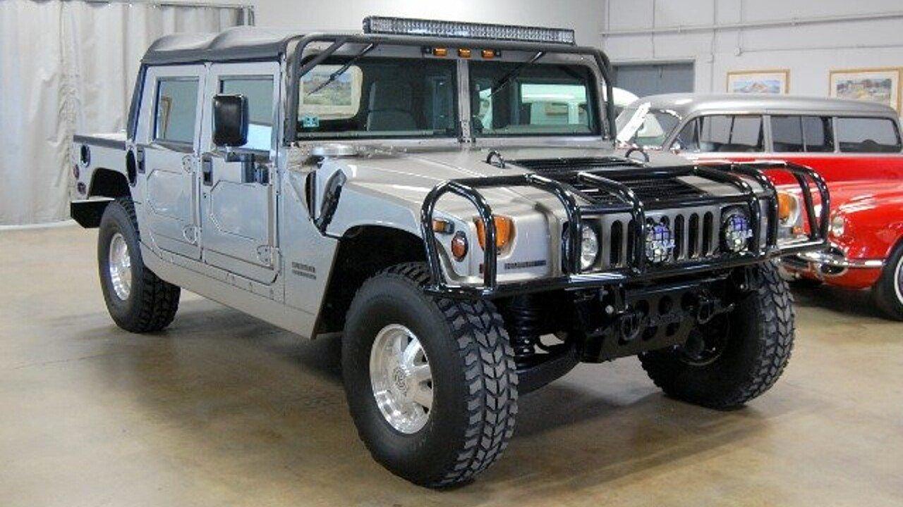 2000 Hummer H1 4-Door Open Top for sale 100980766