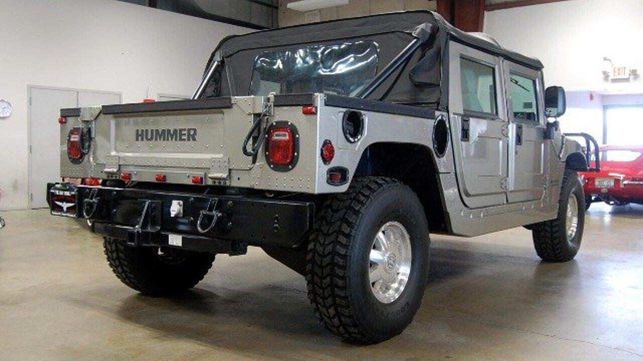 ... 2000 Hummer H1 4-Door Open Top for sale 100980766 ...