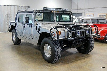 2000 Hummer H1 4-Door Open Top for sale 100980766