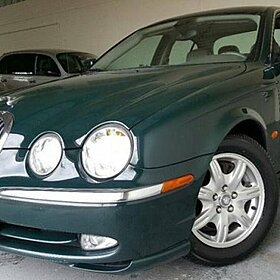 2000 Jaguar S-TYPE 4 for sale 100864541