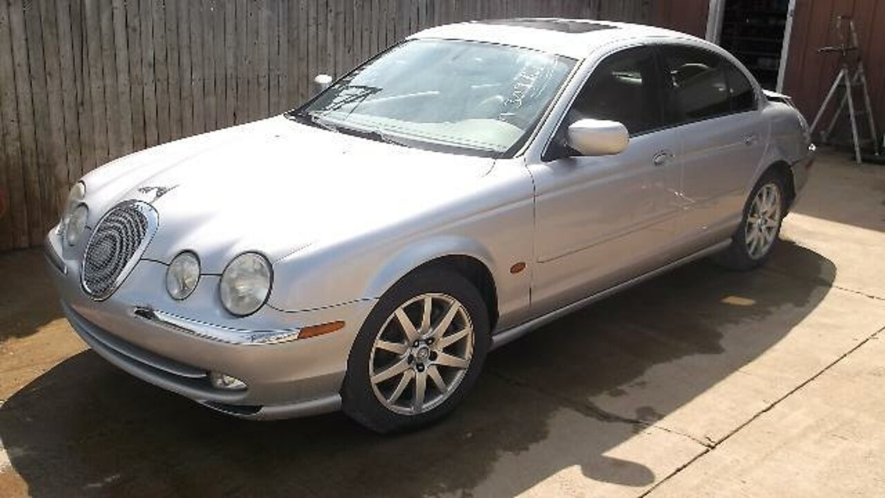 2000 Jaguar S-TYPE 3 for sale 100293227