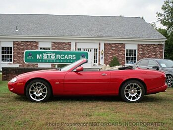 2000 Jaguar XKR Convertible for sale 101039748
