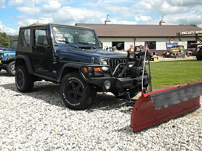 2000 Jeep Wrangler for sale 100787808