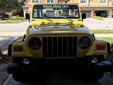 2000 Jeep Wrangler for sale 100860941