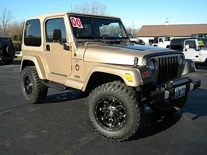 2000 Jeep Wrangler for sale 100931854