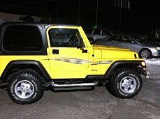 2000 Jeep Wrangler 4WD Sport for sale 100945106