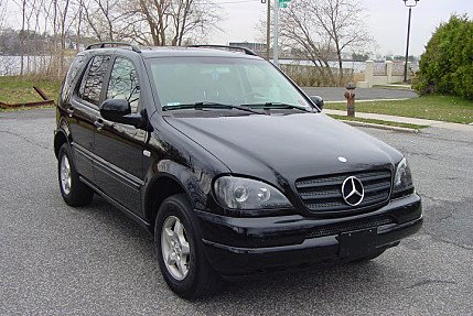 2000 Mercedes-Benz Other Mercedes-Benz Models for sale 100740757