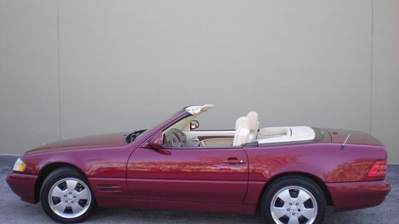2000 mercedes benz sl500 for sale 100863408