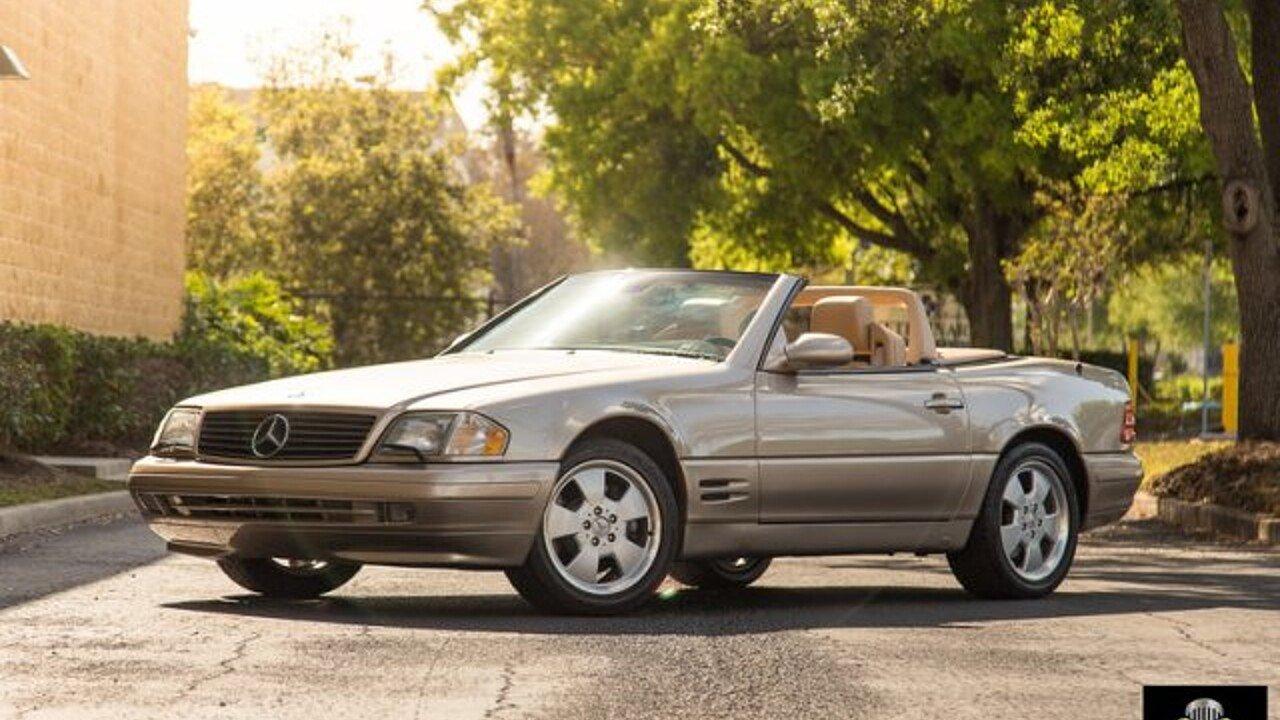 2000 mercedes benz sl500 for sale 100890667