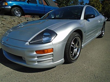2000 Mitsubishi Eclipse GT for sale 100912141