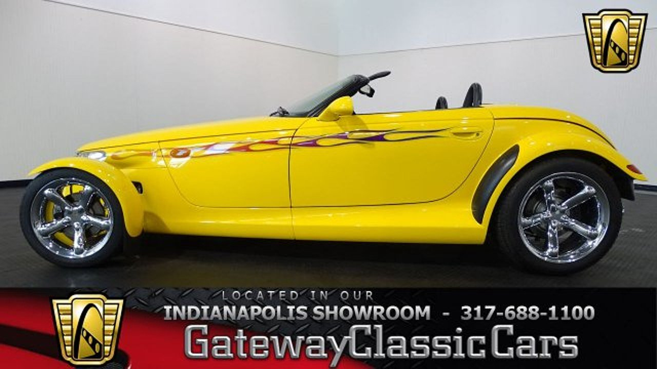 2000 Plymouth Prowler for sale 100929701