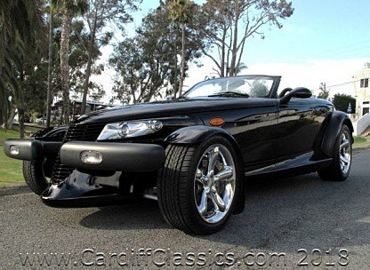2000 Plymouth Prowler for sale 101025269