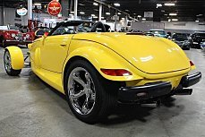 2000 Plymouth Prowler for sale 101032834