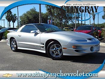 2000 Pontiac Firebird Coupe for sale 100924188