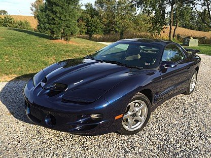 2000 Pontiac Firebird Coupe for sale 100839555