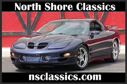 2000 Pontiac Firebird Coupe for sale 101017643