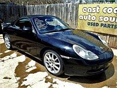 2000 Porsche 911 Cabriolet for sale 100749867