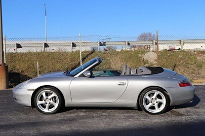 2000 Porsche 911 Cabriolet for sale 100956424