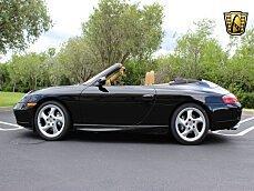 2000 Porsche 911 Cabriolet for sale 100999694