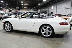2000 Porsche 911 Cabriolet for sale 101035574