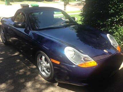2000 Porsche Boxster for sale 100777878