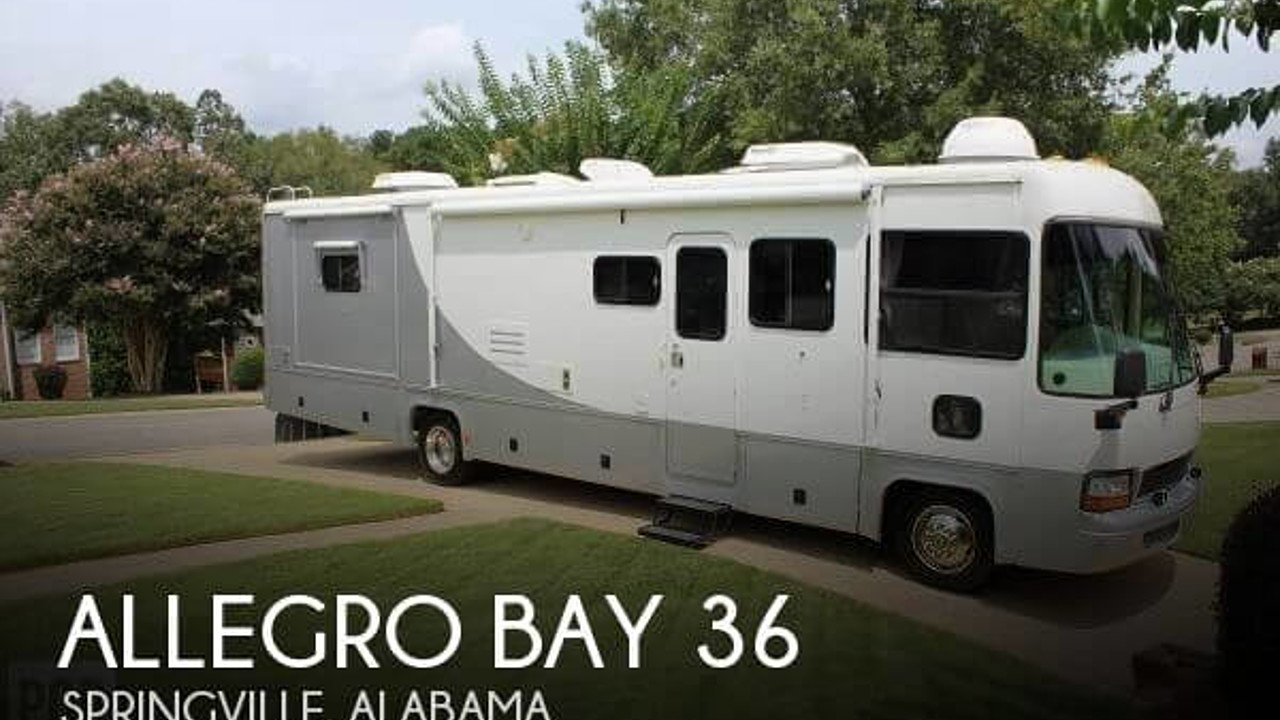 2000 Tiffin Allegro Bay for sale 300149648