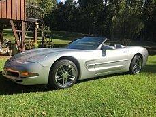 2000 chevrolet Corvette Convertible for sale 101034691