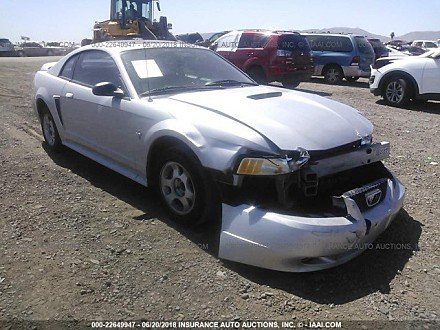 2000 ford Mustang Coupe for sale 101015997