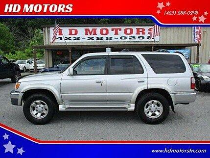 2000 toyota 4Runner 4WD SR5 for sale 101028248