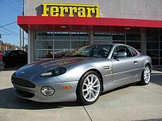 2001 Aston Martin DB7 Vantage Coupe for sale 100797194