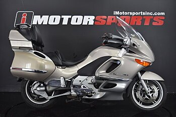 2001 BMW K1200LT for sale 200468255