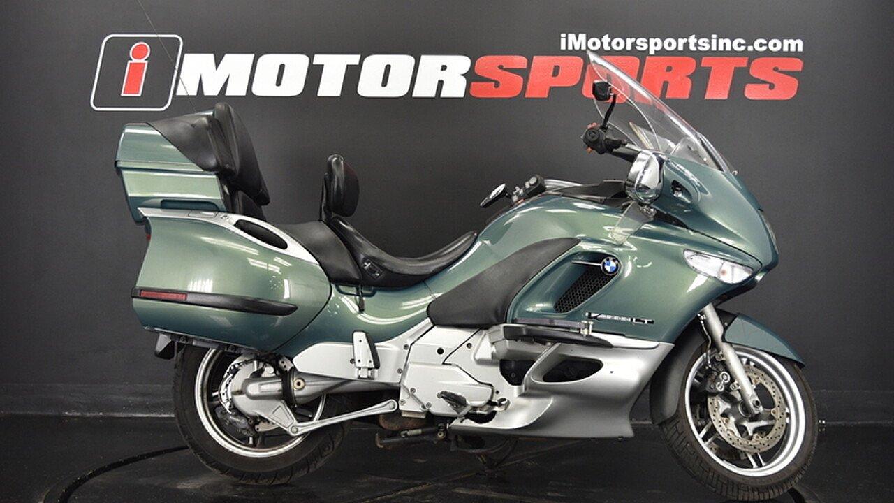 2001 BMW K1200LT for sale 200611831