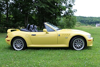 2001 BMW Z3 3.0i Roadster for sale 100857421