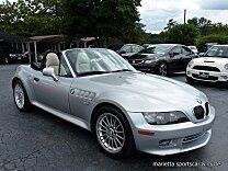 2001 BMW Z3 3.0i Roadster for sale 101019416