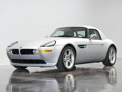 2001 BMW Z8 for sale 100863538