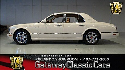 2001 Bentley Arnage Red Label for sale 100739655