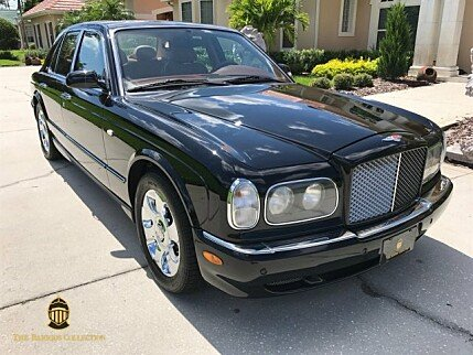 2001 Bentley Arnage Red Label for sale 100897974