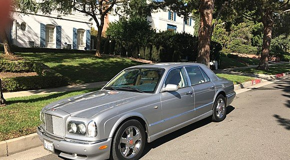 2001 Bentley Arnage Red Label for sale 100959369