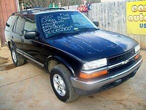 2001 Chevrolet Blazer 4WD 4-Door for sale 100292691