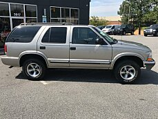 2001 Chevrolet Blazer 2WD 4-Door for sale 100891691