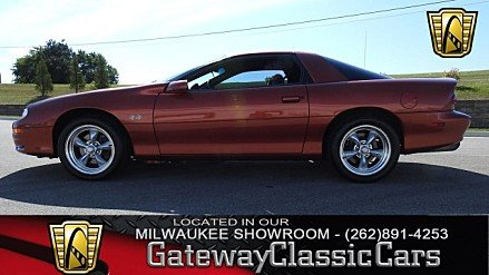 2001 Chevrolet Camaro Z28 Coupe for sale 100963668
