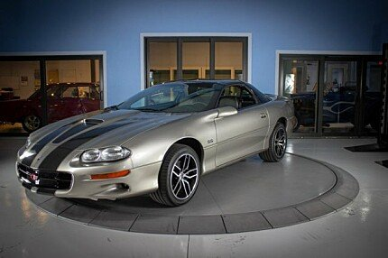 2001 Chevrolet Camaro Z28 Coupe for sale 100999196