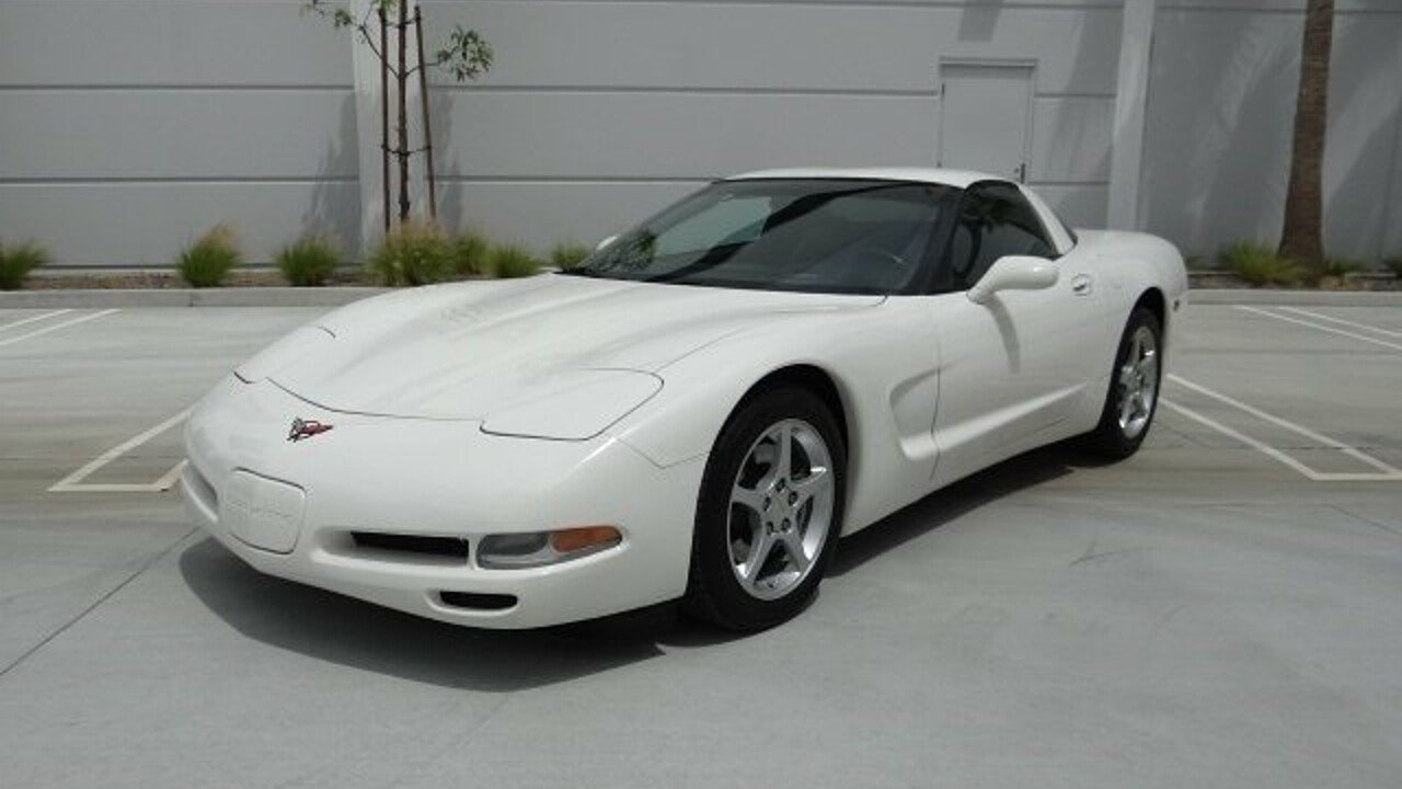 2001 Chevrolet Corvette Coupe for sale 100942889