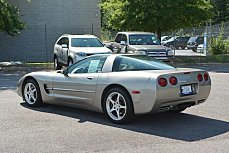 2001 Chevrolet Corvette Coupe for sale 100891663