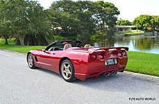 2001 Chevrolet Corvette Convertible for sale 100908376