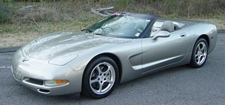 2001 Chevrolet Corvette for sale 100930160