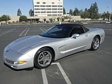 2001 Chevrolet Corvette Convertible for sale 100957799