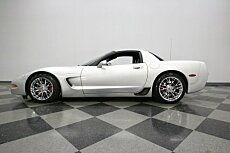 2001 Chevrolet Corvette for sale 100958382