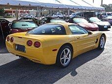 2001 Chevrolet Corvette Coupe for sale 100974215