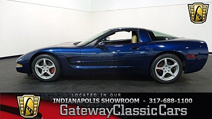 2001 Chevrolet Corvette Coupe for sale 100988107